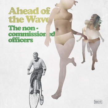 Ahead of the Wave cover art