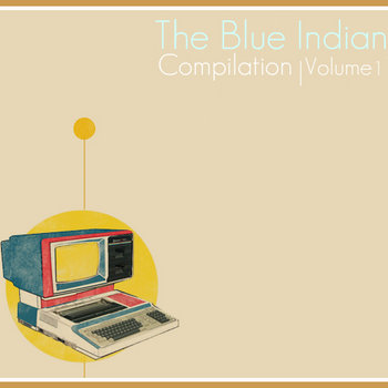 The Blue Indian Compilation Vol. 1 cover art
