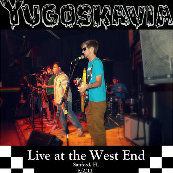 Live at the West End cover art