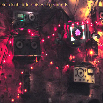 Little Noises, Big Sounds cover art
