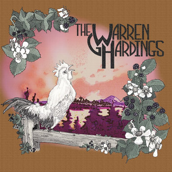 The Warren G. Hardings cover art