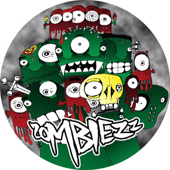 Zombiezz EP cover art