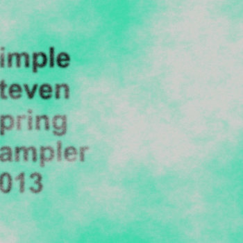 Simple Steven Spring Sampler 2013 cover art