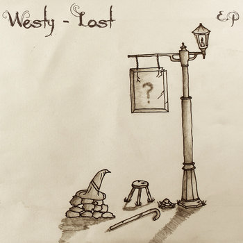 Lost e.p cover art