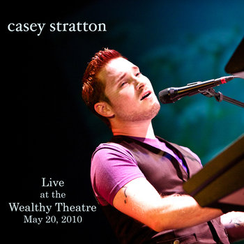 Live at the Wealthy Theatre 5.20.10 cover art