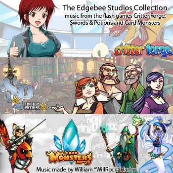 The Edgebee Studios Collection cover art