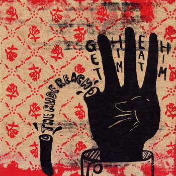 The Rude Reach EP cover art