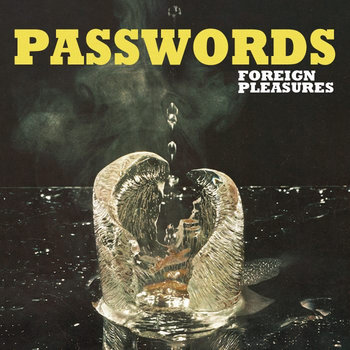 Foreign Pleasures EP cover art
