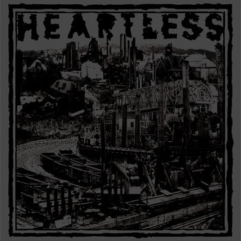 "Heartless 7"" cover art"
