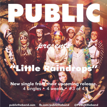 Little Raindrops cover art
