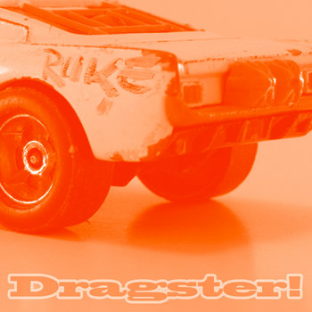 DRAGSTER! cover art