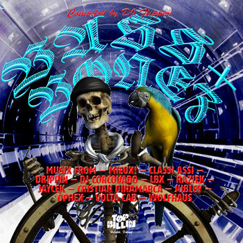Bass+Bonez (compiled by Flipperi) cover art
