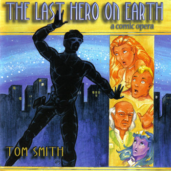 The Last Hero On Earth cover art
