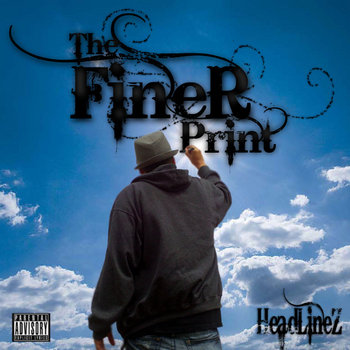 The Finer Print cover art