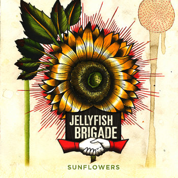 Sunflowers cover art