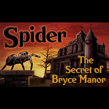 Spider: The Secret of Bryce Manor cover art