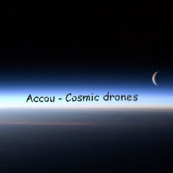 Cosmic soundscapes cover art