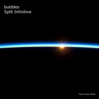 Split Infinitive cover art