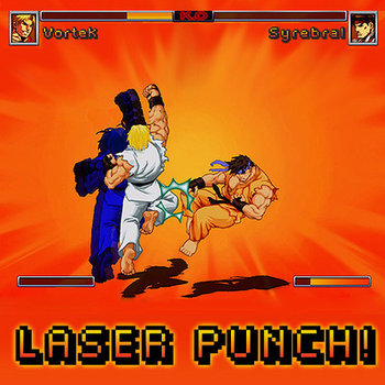 Laser Punch cover art