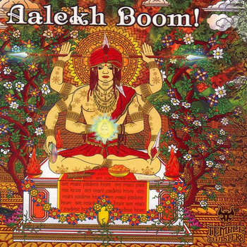 aalekh boom - V.A. (Temple Twister Records) cover art
