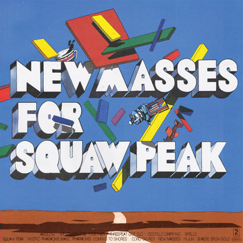 New Masses for Squaw Peak cover art