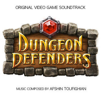Dungeon Defenders: OST cover art