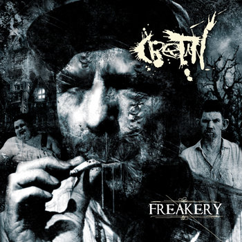 Freakery cover art