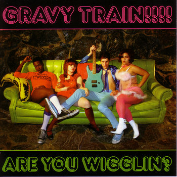 Are You Wigglin? cover art