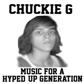 Music For A Hyped Up Generation cover art