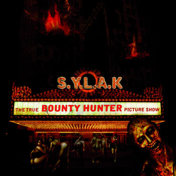 The True Bounty Hunter Picture Show cover art