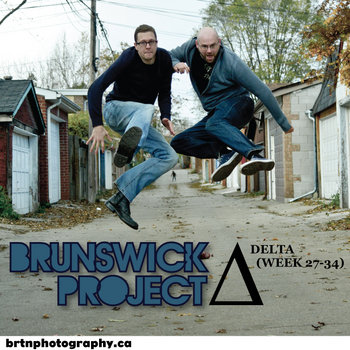 Brunswick Project Delta cover art