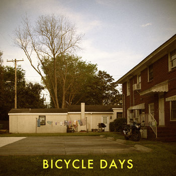 Bicycle Days cover art