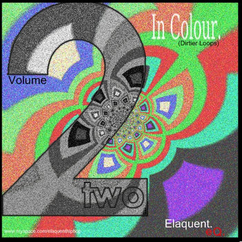 In Colour, Vol. 2 cover art