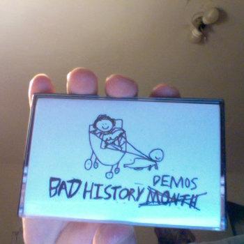 Bad History Demos cover art