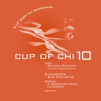 Cup Of Chi Volume 10. cover art