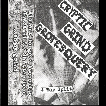 Cryptic Grind Grotesquery cover art