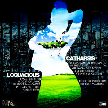Catharsis I cover art