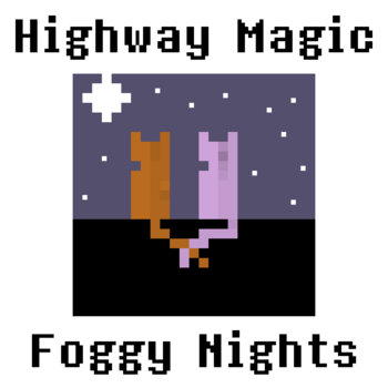 Foggy Nights cover art
