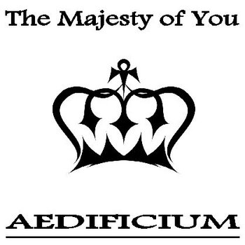 The Majesty of You. cover art