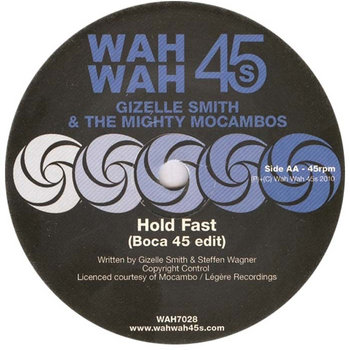 The Time Is Right For Love (Swing-O Remix) / Hold Fast (Boca 45 Edit) cover art