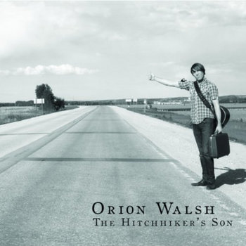 The Hitchhiker's Son cover art