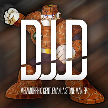 Metamorphic Gentleman: A Stone Man EP cover art