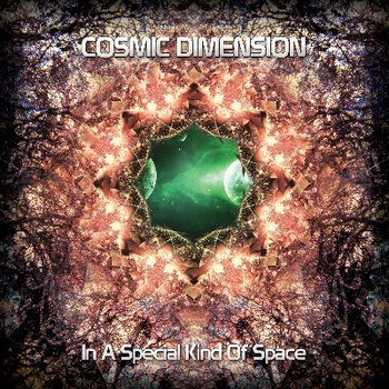 Cosmic Dimension - In A Special Kind of Space cover art