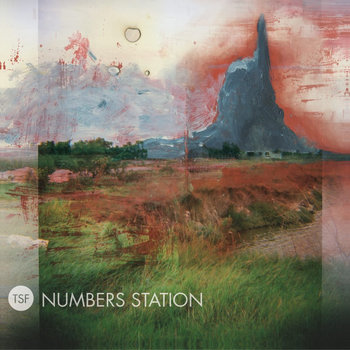 Numbers Station cover art