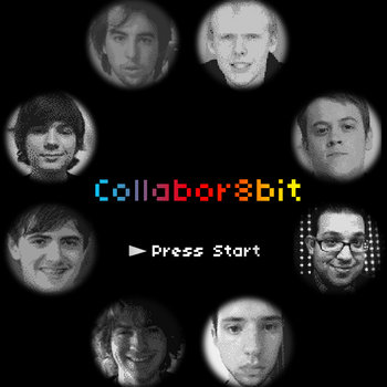 Collabor8bit cover art
