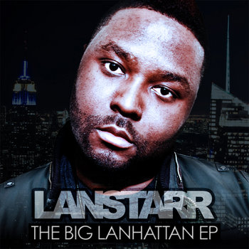 THE BIG LANHATTAN EP cover art