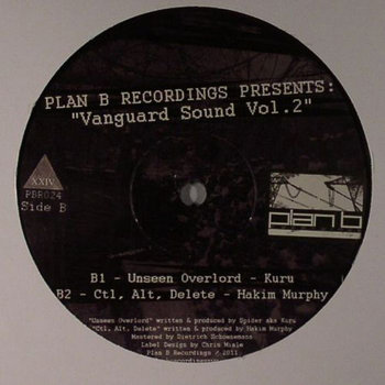 """Vanguard Sound Vol.2"" (vinyl only) cover art"