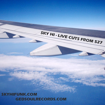 Live cuts from 527 cover art