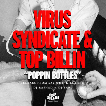 Poppin Bottles cover art