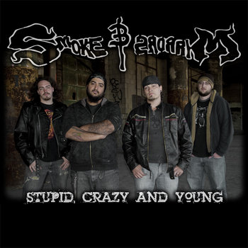 Stupid Crazy and Young cover art